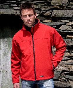 3-Layer Softshell Jacket Classic