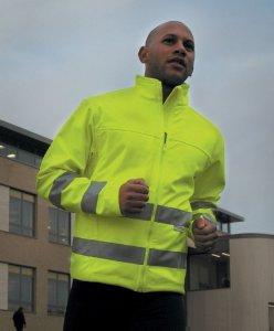 Safety Softshell Jacket