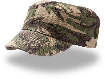 Military Used Look Cap