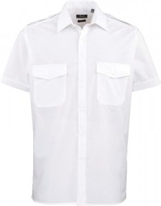 Pilot Shirt shortsleeve